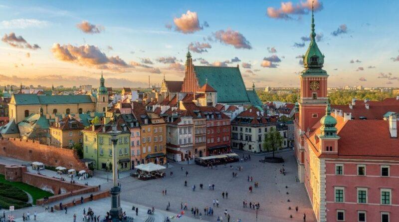Najważniejsze miejsca historyczne zlokalizowane w Warszawie