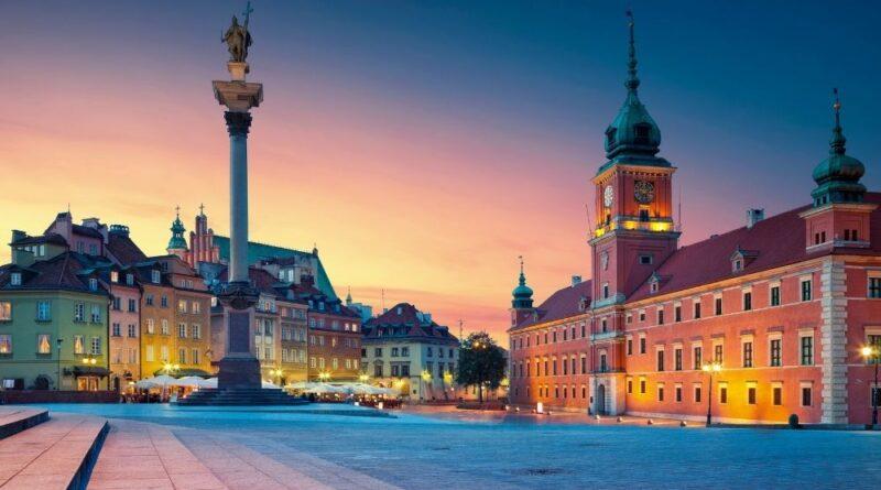 Zabytki w Warszawie – jakie są najbardziej popularne?